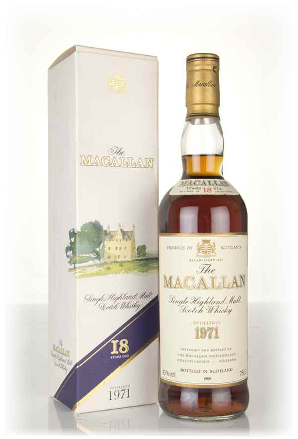 The Macallan 18 Year Old 1971