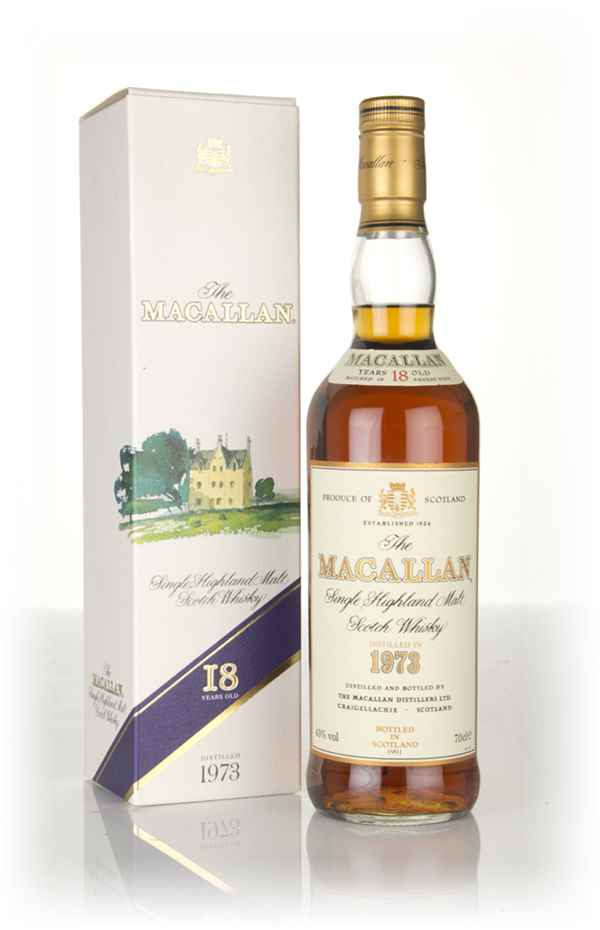 The Macallan 18 Year Old 1973