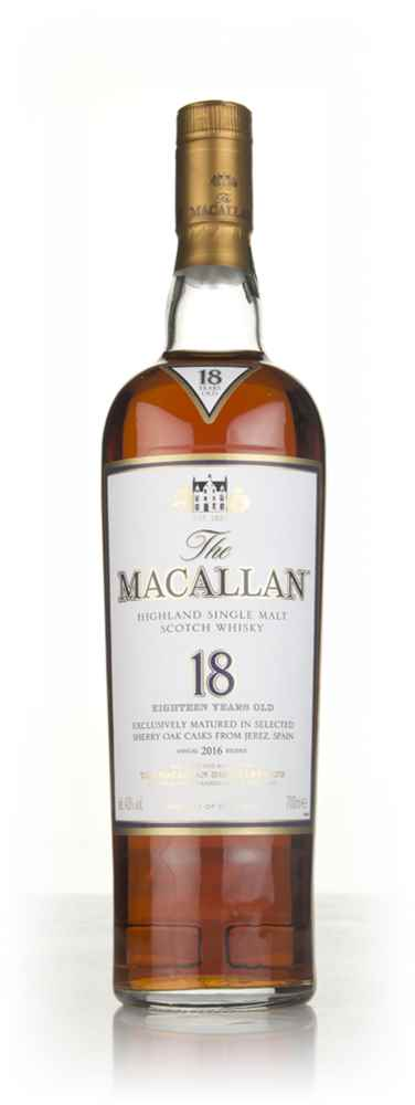 The Macallan 18 Year Old 2016 Release