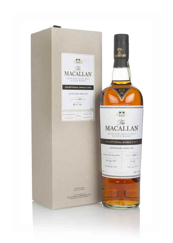 The Macallan 30 Year Old 1988 - Exceptional Single Cask