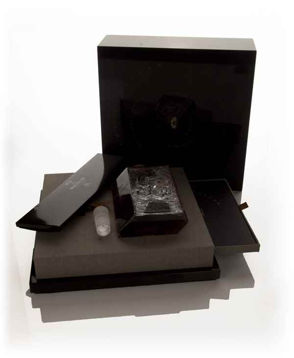 The Macallan in Lalique Spiritual Home 62 Year Old - The Six Pillars Collection