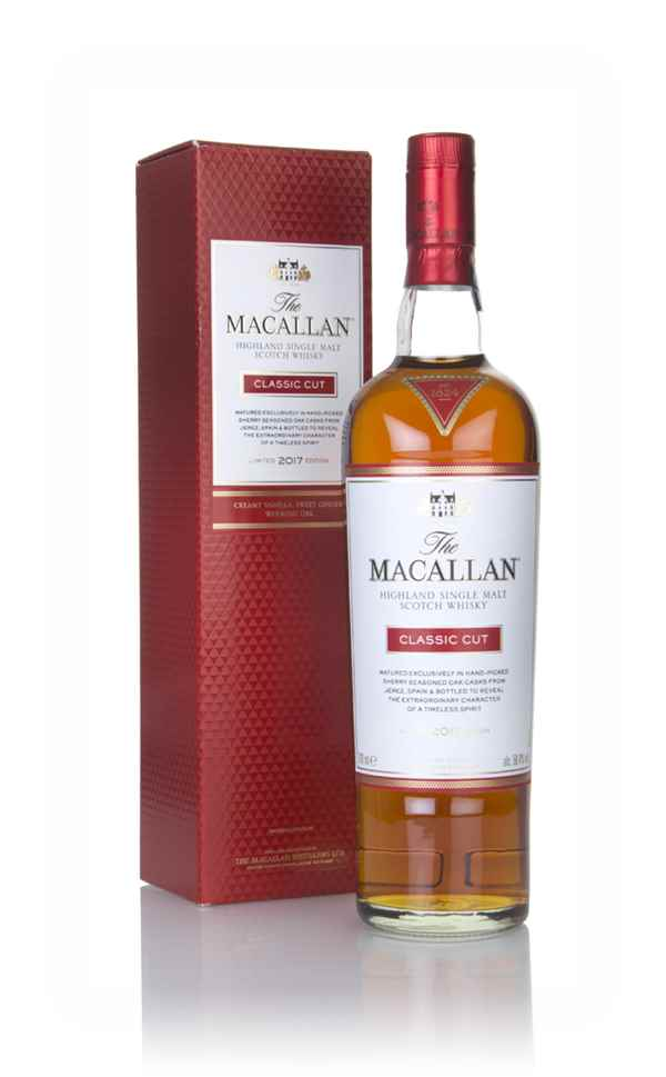 The Macallan Classic Cut (2017 Release)