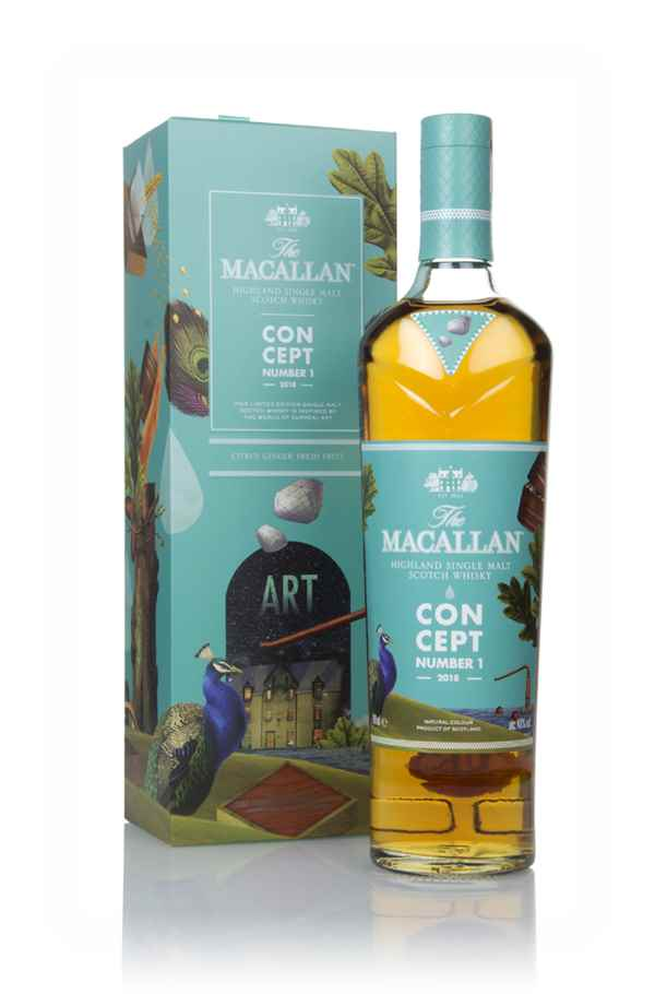 The Macallan Concept No.1 2018