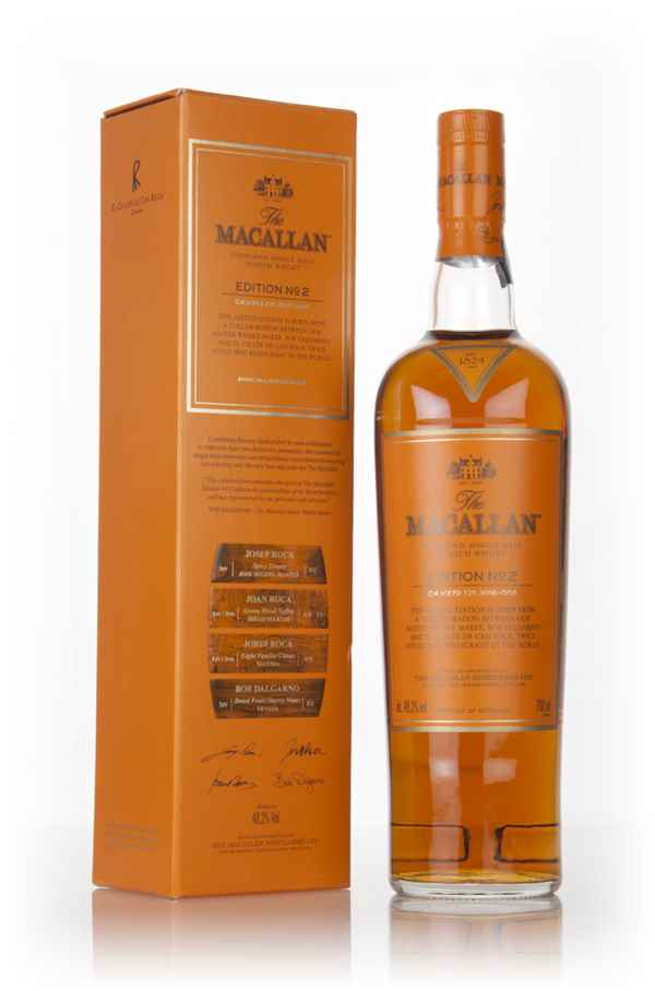 The Macallan Edition No.2
