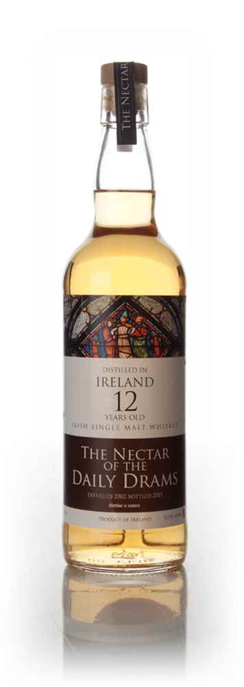 Irish Single Malt 12 Year Old 2002 - The Nectar of the Daily Drams