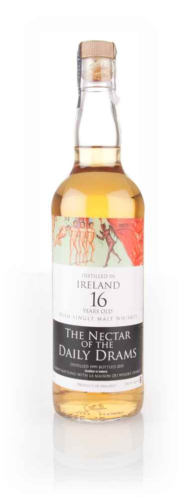 Irish Single Malt 16 Year Old 1999 - The Nectar of the Daily Drams