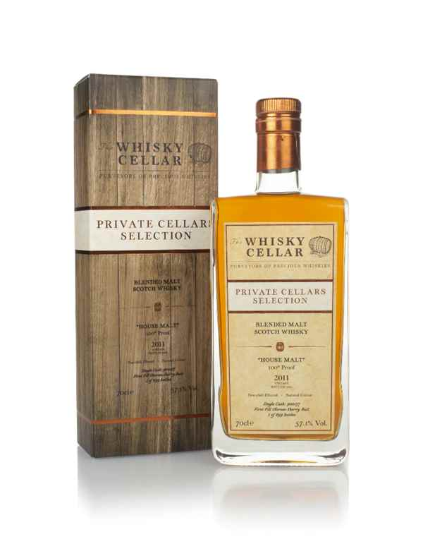 House Malt 2011 (bottled 2021) (cask 900177) - The Whisky Cellar