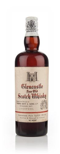Glencastle Fine Old Scotch Whisky - 1950s