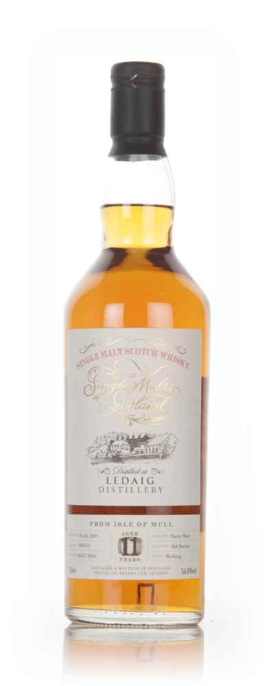 Ledaig 11 Year Old 2005 (cask 900161) - Single Malts of Scotland (Speciality Drinks)