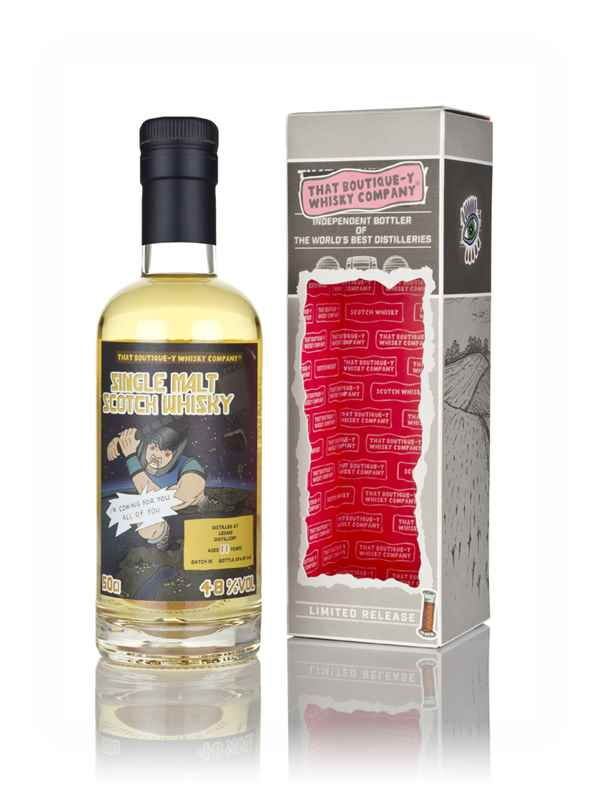 Ledaig 11 Year Old (That Boutique-y Whisky Company)