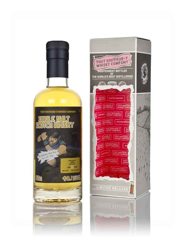 Ledaig 17 Year Old (That Boutique-y Whisky Company)