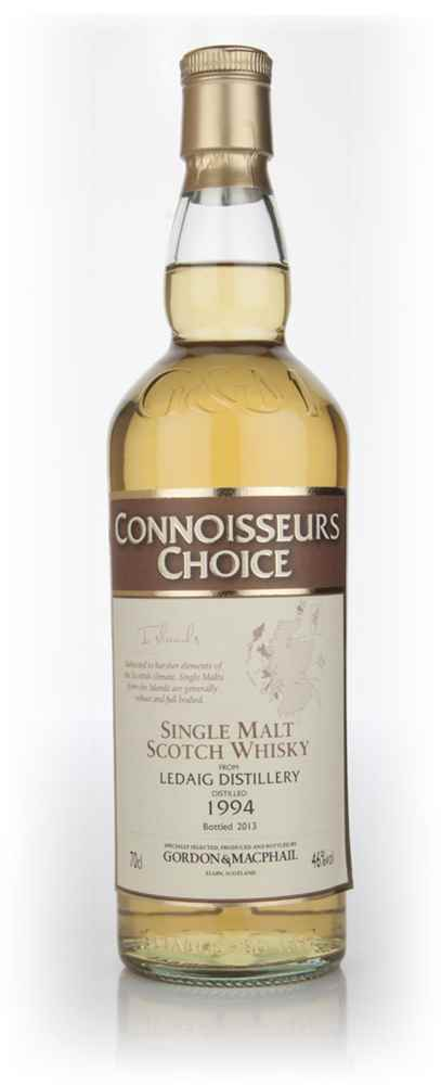 Ledaig 1994 - Connoisseurs Choice (Gordon and MacPhail)