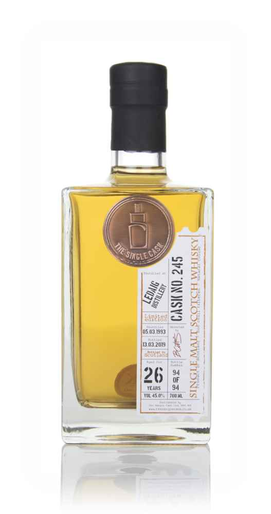 Ledaig 26 Year Old 1993 (cask 245) - The Single Cask