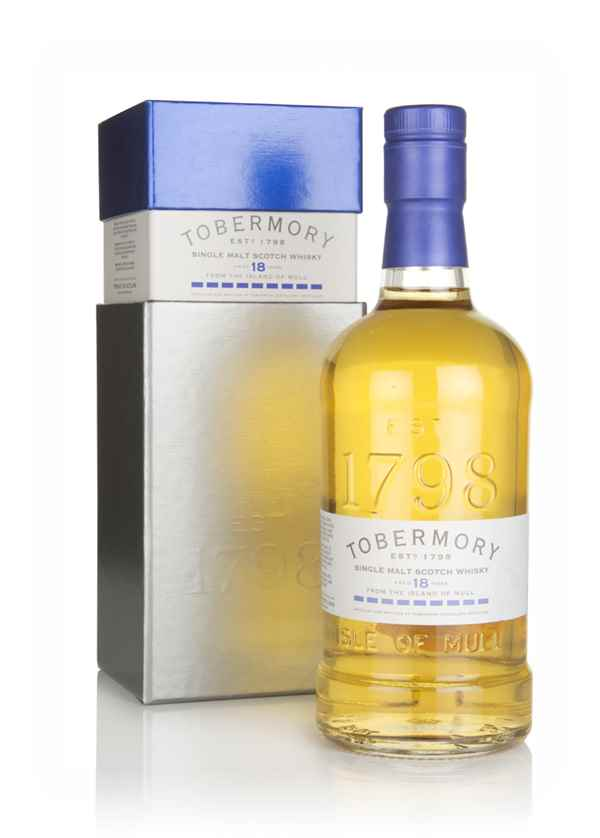 Tobermory 18 Year Old