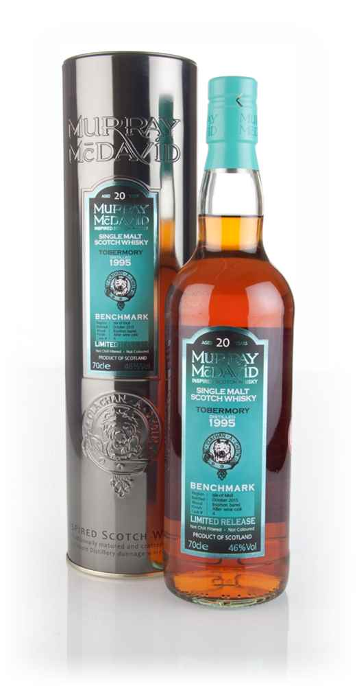 Tobermory 20 Year Old 1995 (cask 4) - Benchmark (Murray McDavid)