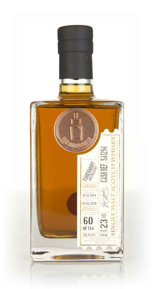 Tobermory 23 Year Old 1994 (cask SA1294) - The Single Cask