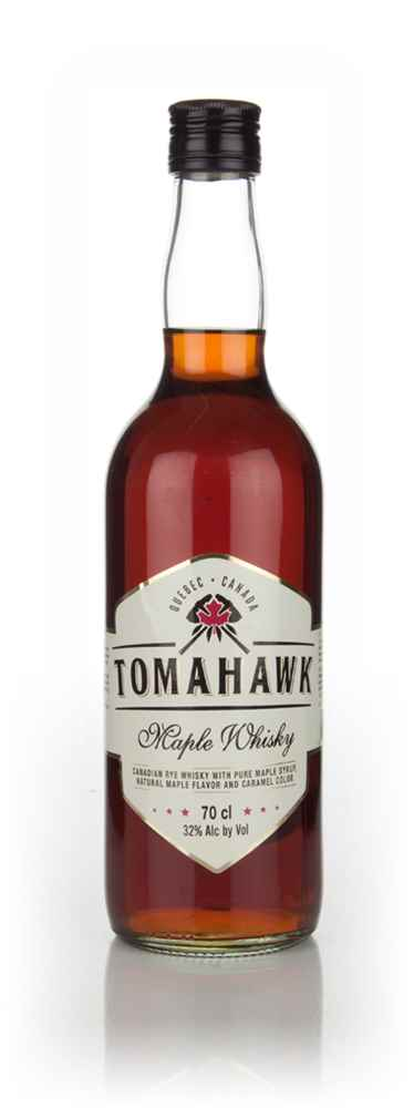 Tomahawk Maple Whisky