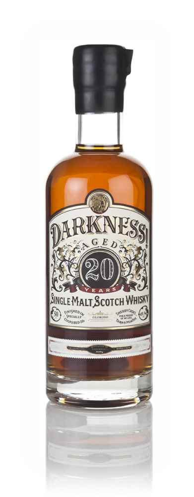 Darkness! Tomintoul 20 Year Old Oloroso Cask Finish