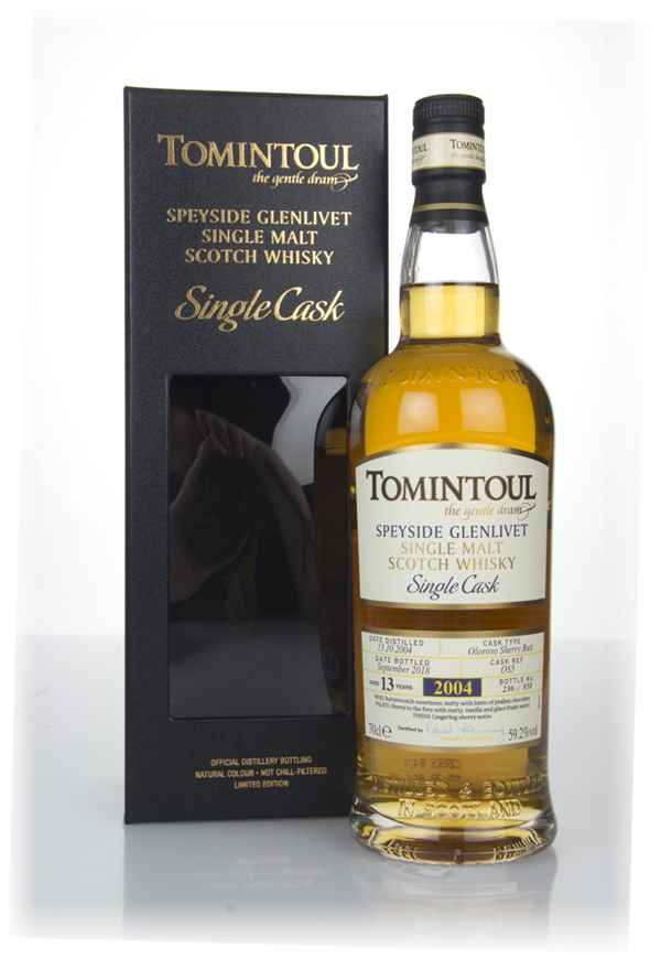 Tomintoul 13 Year Old Sherry Cask #OS5