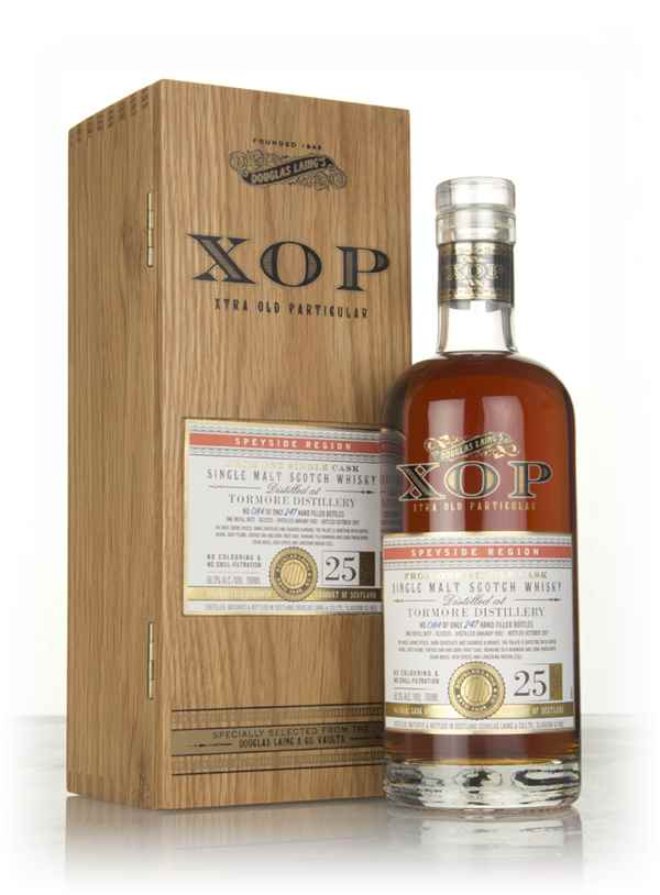 Tormore 25 Year Old 1992 (cask 12025) - Xtra Old Particular (Douglas Laing)