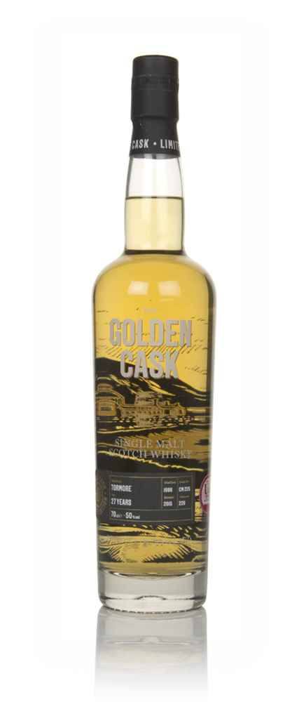 Tormore 27 Year Old 1988 (cask CM225) - The Golden Cask (House of Macduff)