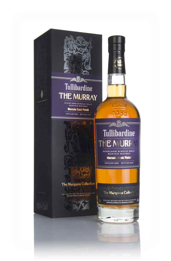Tullibardine 2006 - The Murray Marsala Cask Finish