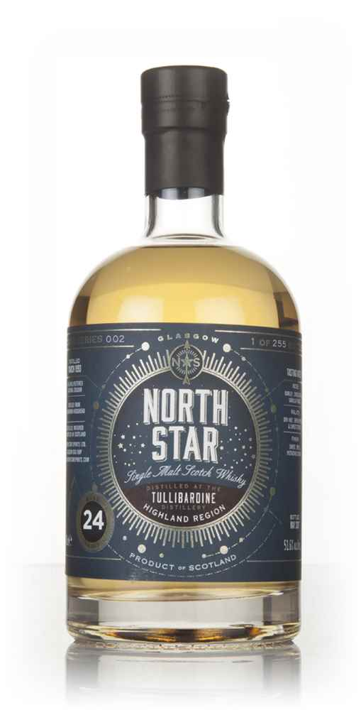 Tullibardine 24 Year Old 1993 - North Star Spirits