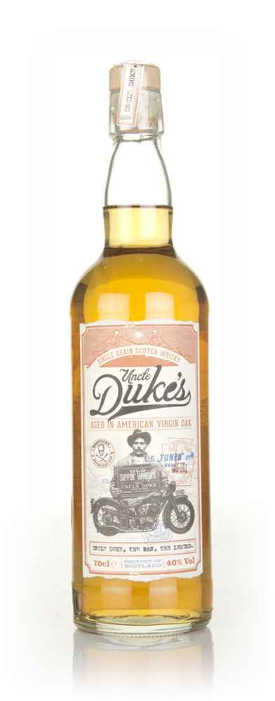 Uncle Duke's Single Grain Whisky