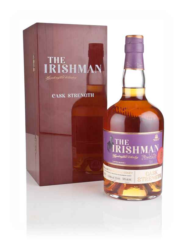 The Irishman Cask Strength (2015 Release)
