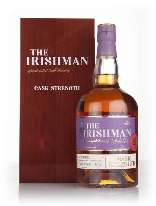The Irishman Cask Strength (2017 Release)