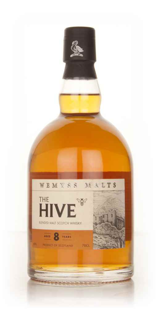 The Hive 8 Year Old (Wemyss Malts)