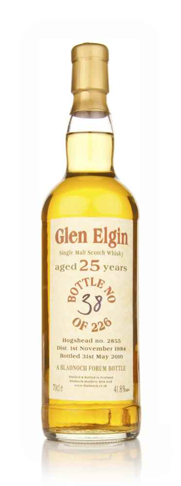 Glen Elgin 25 Year Old 1984 Cask 2855 (Bladnoch)