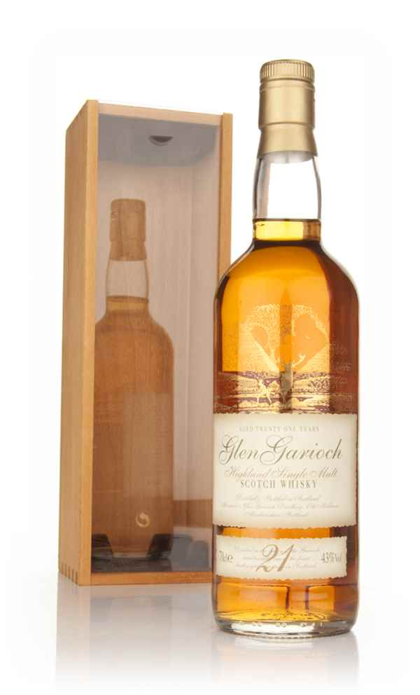 Glen Garioch 21 Year Old (Old Bottling)