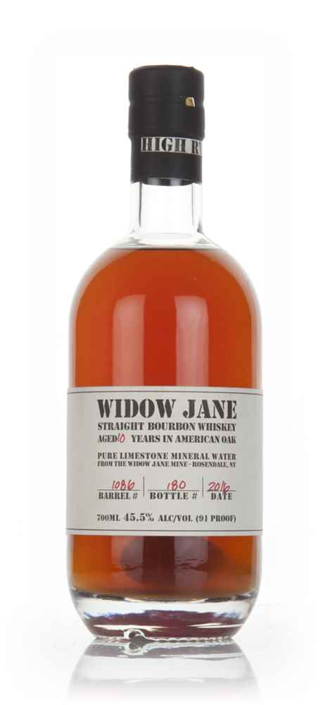 Widow Jane 10 Year Old (cask 1086) (La Maison du Whisky 60th Anniversary)