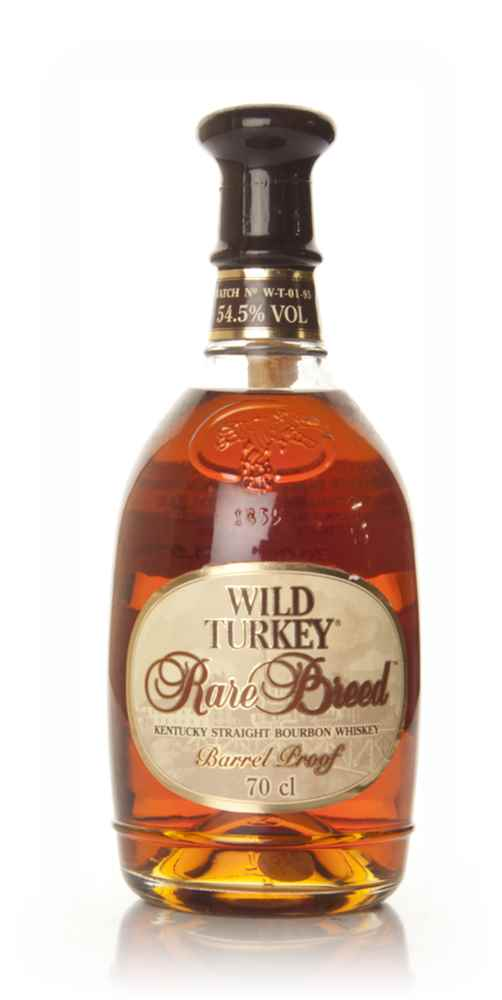 Wild Turkey Rare Breed Barrel Proof - 1990s