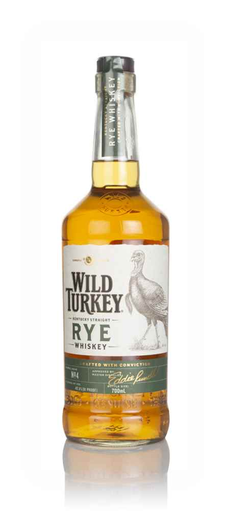 Wild Turkey Straight Rye (40.5%)