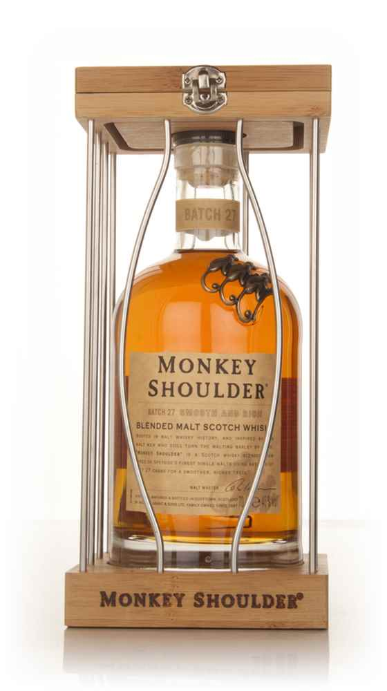 Monkey Shoulder Cage Gift Pack