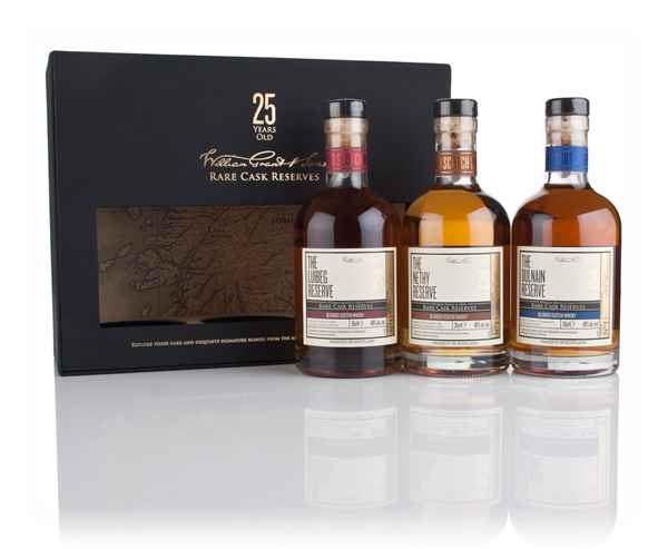 Rare Cask Reserves 25 Year Old