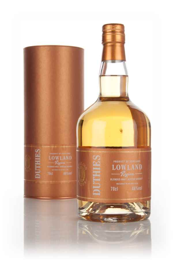 Lowland Blended Malt - Duthies (WM Cadenhead)