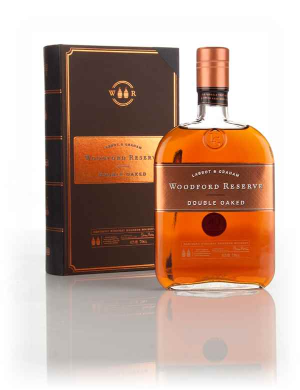 Woodford Reserve Double Oaked Gift Box
