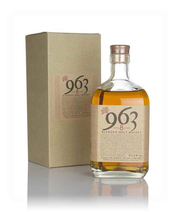 963 8 Year Old Blended Malt (57%)