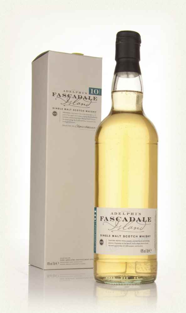 Fascadale 10 Year Old (Adelphi)