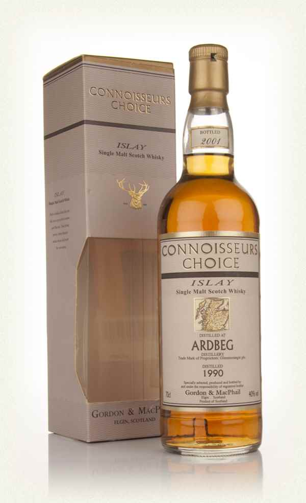 Ardbeg 1990 - Connoisseurs Choice (Gordon and MacPhail)
