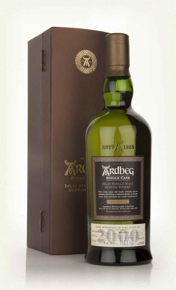 Ardbeg Lord Robertson of Port Ellen