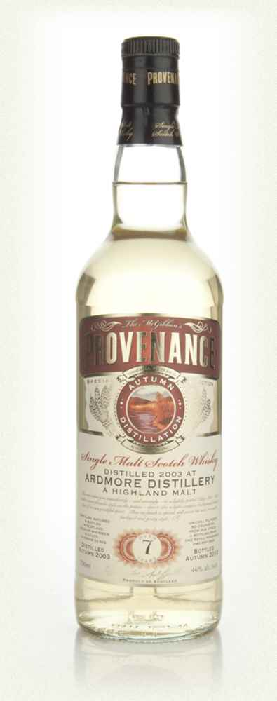 Ardmore 7 Year Old 2003 (cask 6828) - Provenance (Douglas Laing)