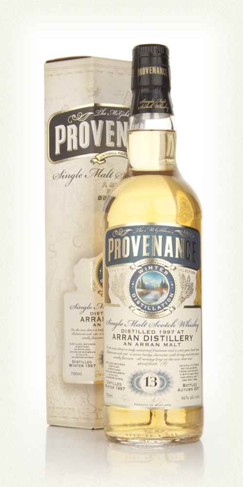Arran 13 Year Old 1997 - Provenance (Douglas Laing)