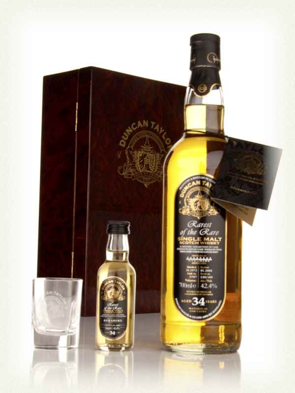 Ayrshire 34 Year Old 1973 - Rarest of the Rare (Duncan Taylor)