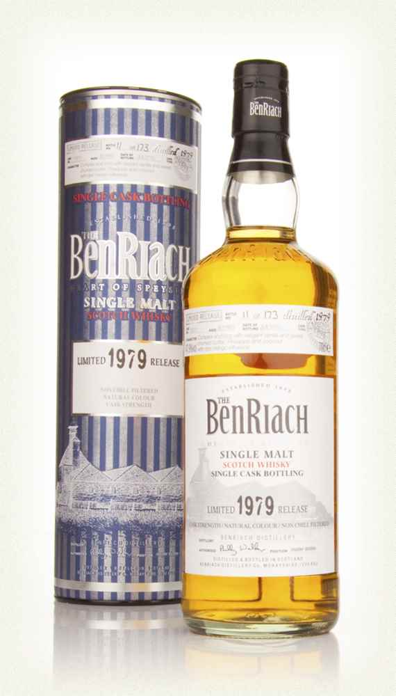 BenRiach 30 Year Old 1979