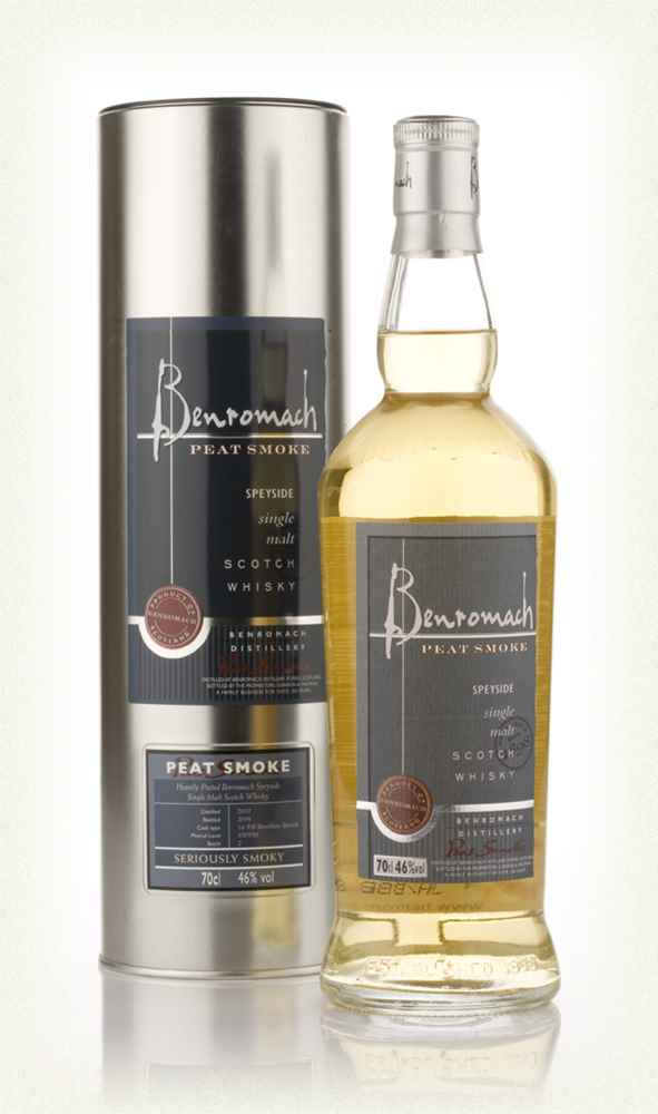 Benromach Peat Smoke Batch 2
