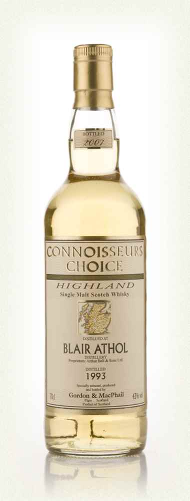 Blair Athol 1993 - Connoisseurs Choice (Gordon and MacPhail)